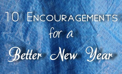 Encouragement New Year 3