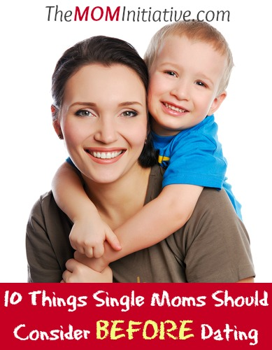 Is it hard dating a single mom