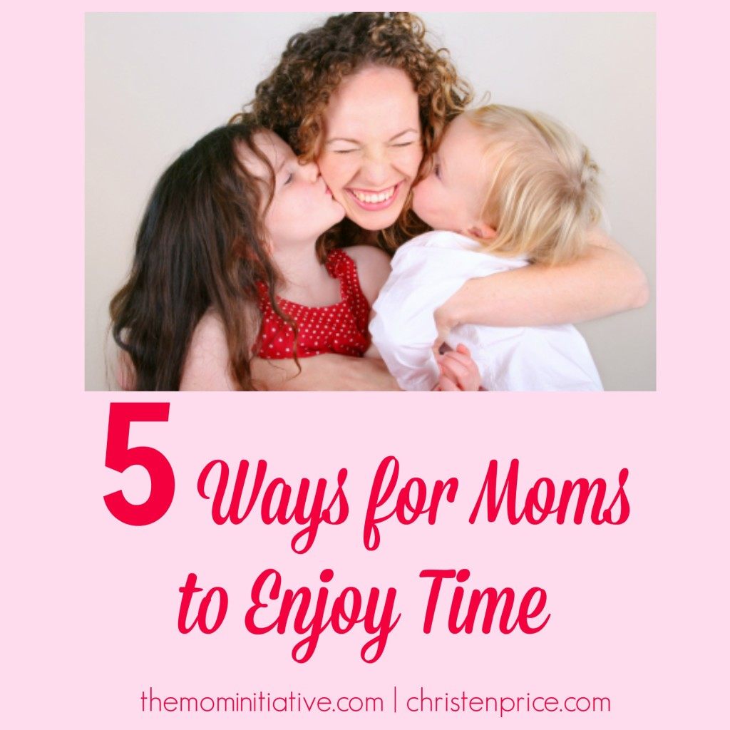 5 ways for moms