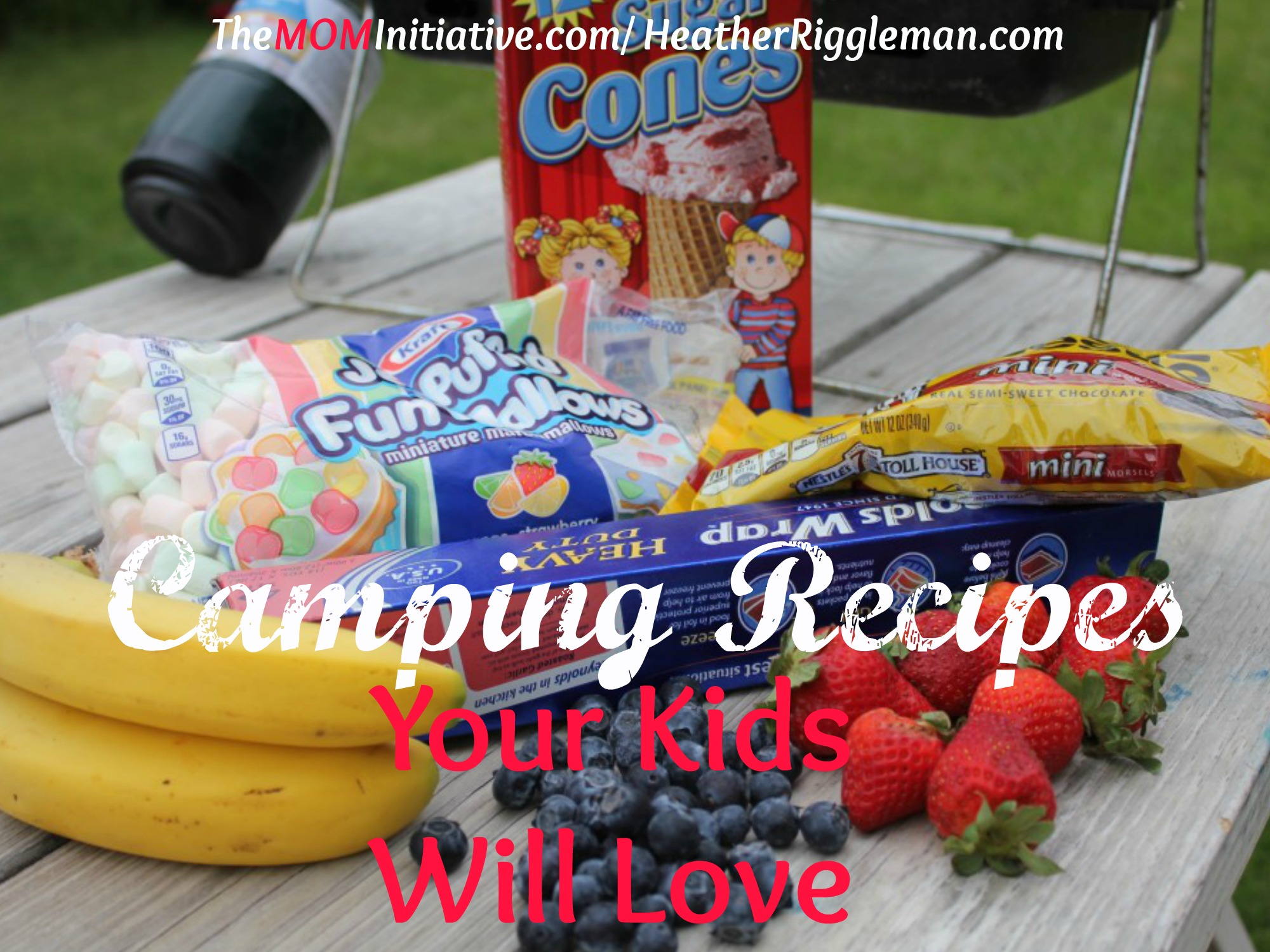 Camping Recipes Your Kids Will LOVE